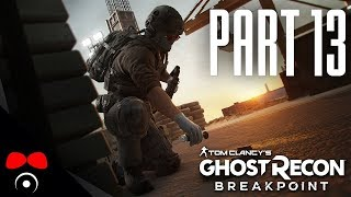 PANÍ DOMINA! | Ghost Recon: Breakpoint feat. FlyGunCZ #13