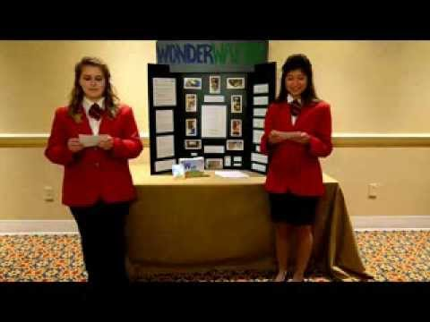 Fccla Star Events Demonstration Food Innovations Senior Kasson Mantorville Youtube