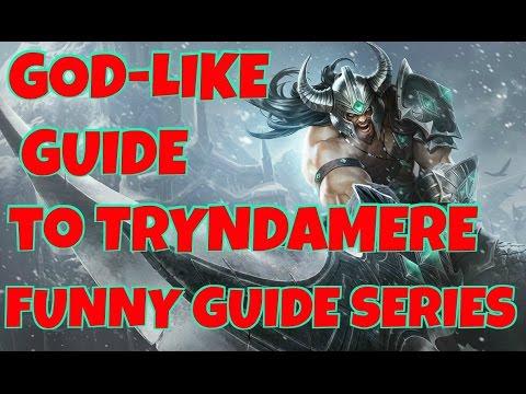 Runes Tryndamére - League of Legends Community