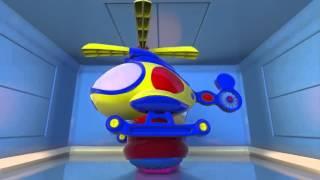 Развивающие мультики ЗимЗум про машинки  Готовим кекс