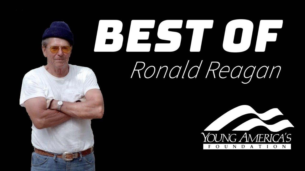 YAF SUPERCUT: Best of Ronald Reagan