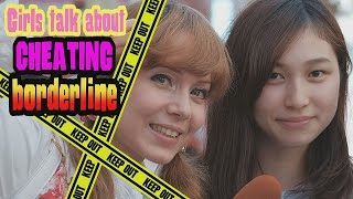 What's CHEATING for you? We ASK JAPANESE to draw the line between infidelity and fun!