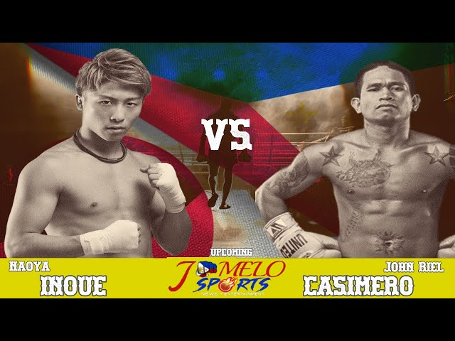 CASIMERO WILL FIGHT NAOYA INOUE NEXT!!!  [MUST WATCH]