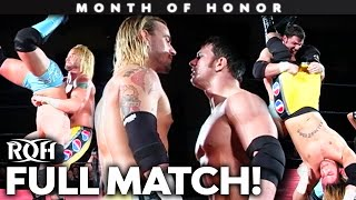 CM Punk vs AJ Styles: Pure Championship Finals! FULL MATCH (ROH 2nd Anniversary)