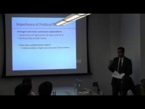 Karthick Ramakrishnan on The Politicization Of Immigration at Princeton 4 5 12