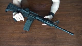(Airsoft) Unboxing the M4A1 MWS Tokyo Marui GBBR