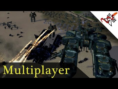 Supreme Commander FAF - 5P Black Ops Mod & New Experimentals |