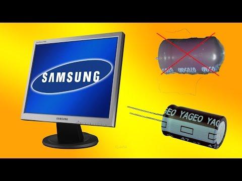 Ремонт монитора Samsung SuncMaster 720n