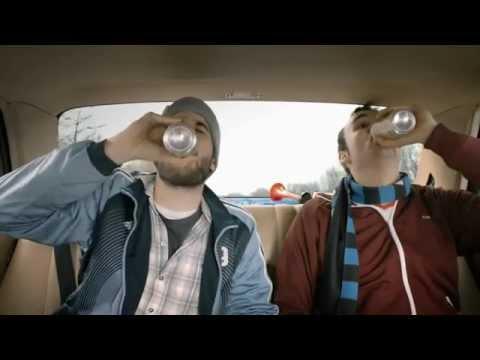 Funny Deutsche Bahn commercial: Bundesliga-Ticket