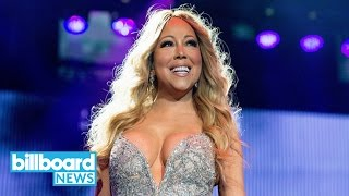 Mariah Carey Announces Partnership With Epic Records, New Album for Later This Year | Billboard News