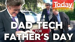 Novel gadget gifts your dad will love for Father's Day | Today Show Australia