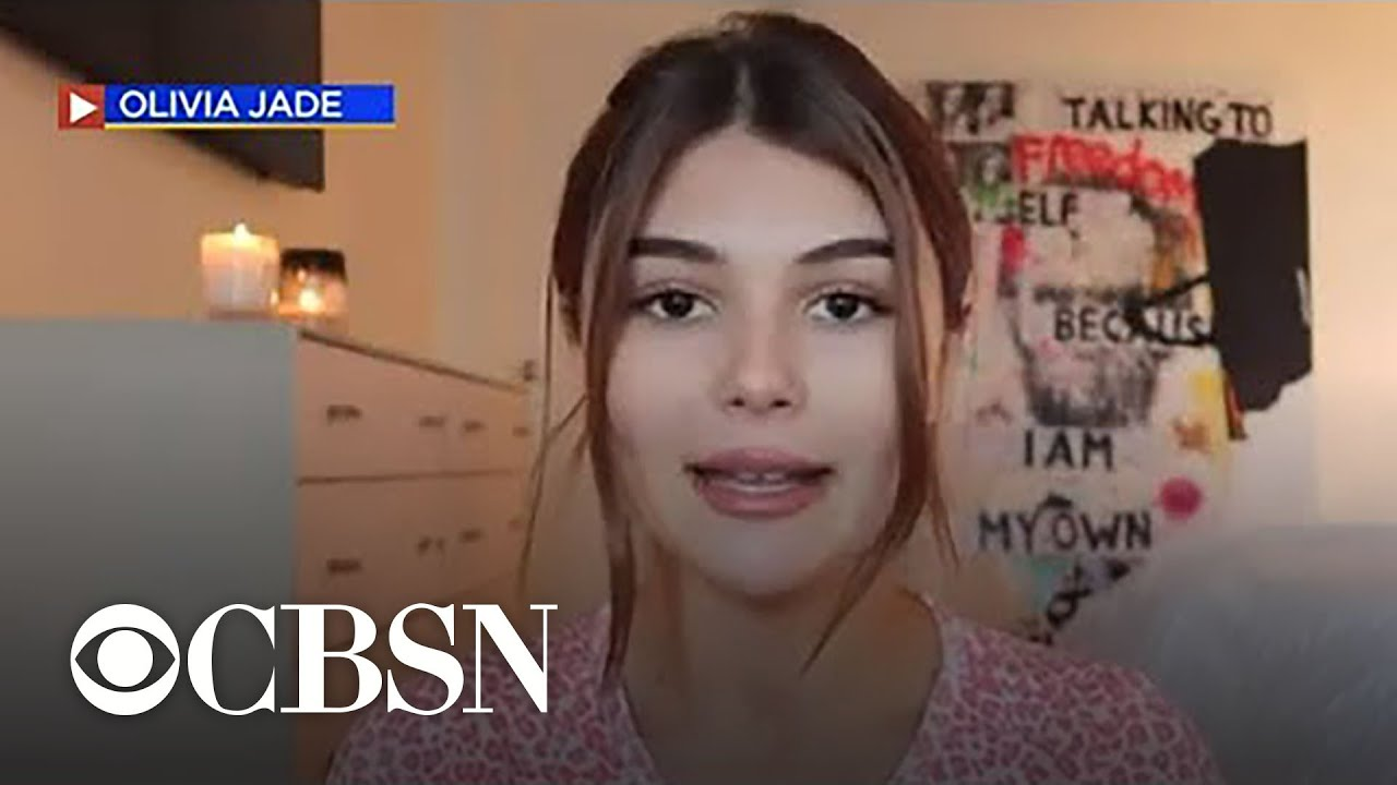 Olivia Jade Returns To Youtube For The First Time Since