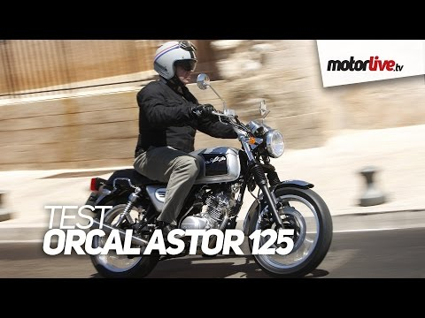TEST | ORCAL ASTOR 125 - Chic et Vintage !