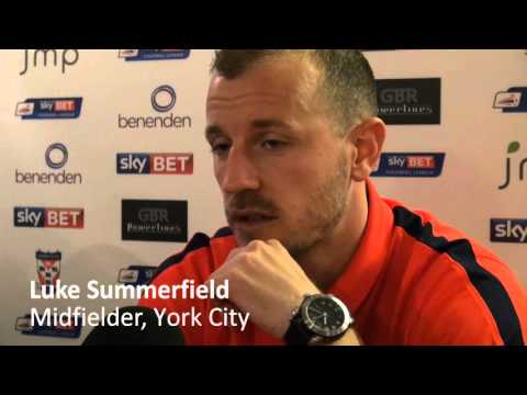 Luke Summerfield - Post Portsmouth