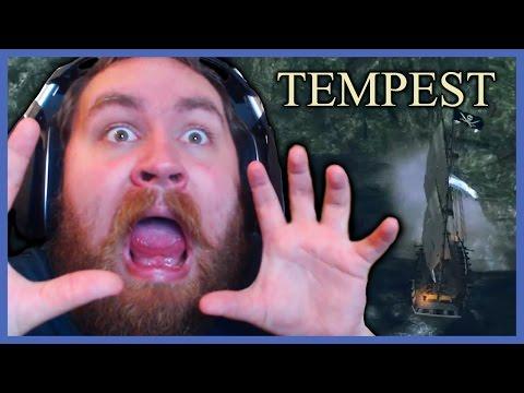 WATCH OUT! HOIST MAIN SAIL! REVERSE! | Tempest - Part 2