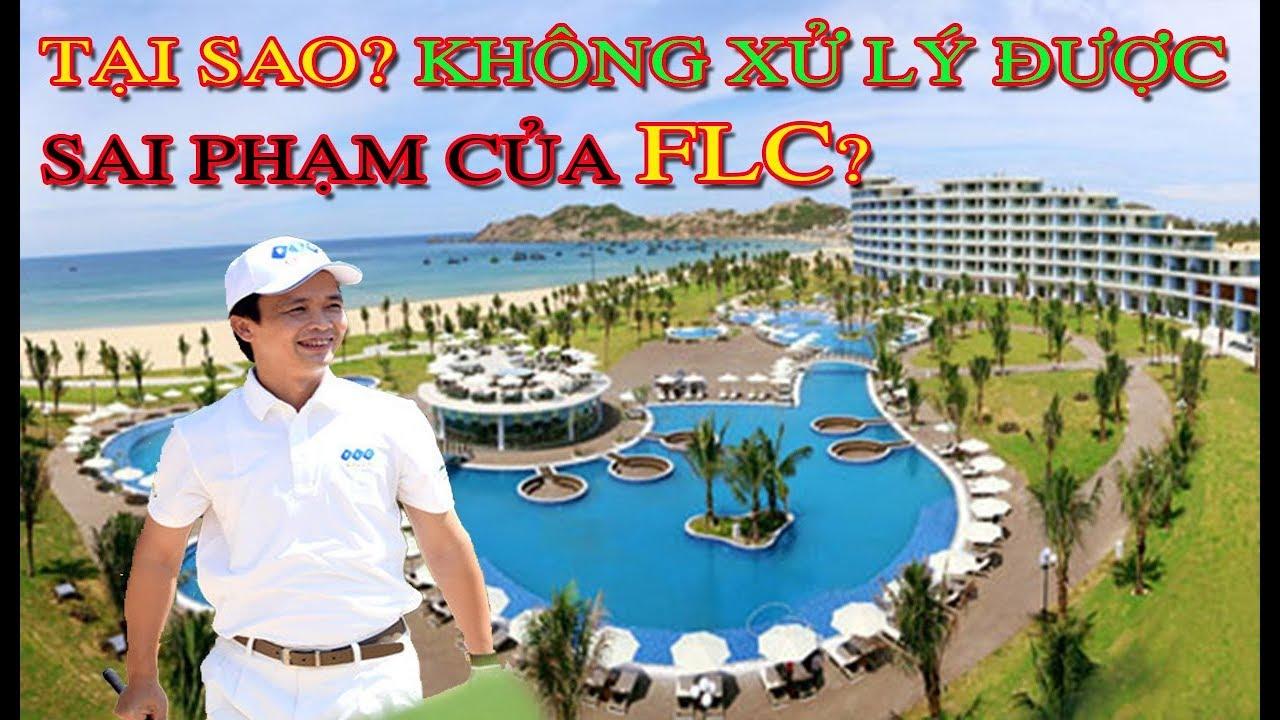 Sai phạm của FLC – Giám đốc Sở Tài nguyên và Môi trường Hà Nội không xử lý nổi