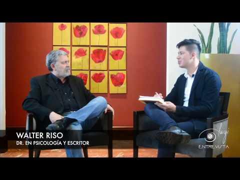 WALTER RISO EN ENTREVISTA LUIYI - Entrevista a Walter Riso Dr. en psicología, escritor