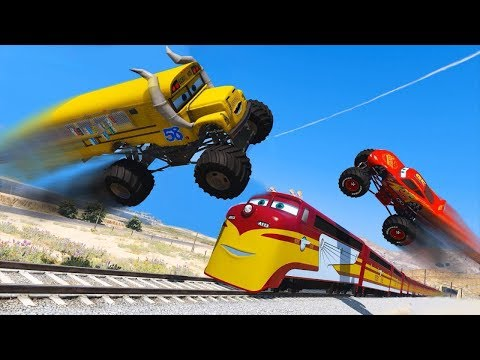 Мультфильм 2018 - Супер Сборник для детей - Мультики про машинки гонки