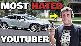 Building a Tesla For The Most HATED Automotive YouTuber