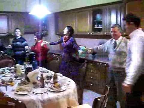 Vera dancing albanian dance
