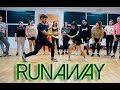 Runaway - Sebastián Yatra, Daddy Yankee, Natti Natasha ft. Jonas Brothers | @ariarana Choreography