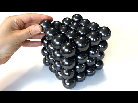 Giant Magnet Balls