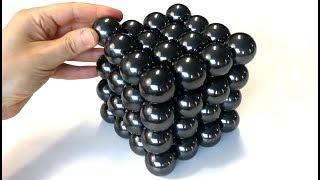 Giant Magnet Balls | Magnetic Games