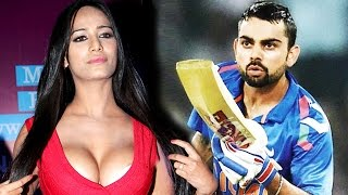 Poonam pandey expresses her love for virat kohli