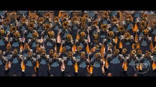 God is a Woman - Ariana Grande   Southern University Human Jukebox 2018 [4K ULTRA HD]