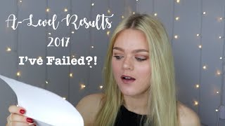 Opening my A-Level results live! If you received your A-Level resul...