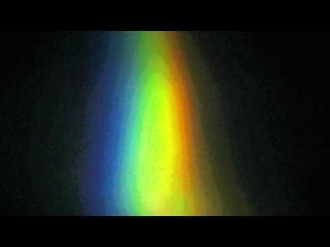 Discovery of the Visible Spectrum