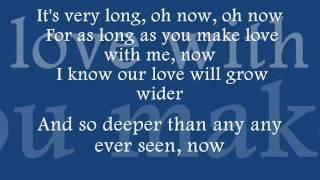 Otis Redding - For Your Precious Love (lyrics)