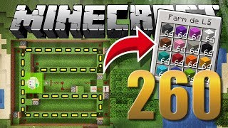 A Farm de Lã mais Louca do Minecraft - Em busca da casa automática #260