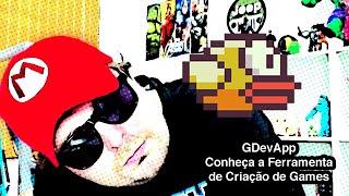 GDevApp - Aprenda a Criar Games HTML5 (Introdução)