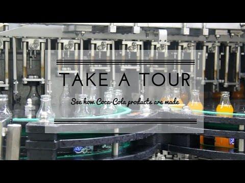 Tour inside Coca-Cola Femsa Cebu Plant