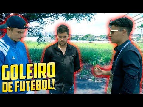 O SONHO VAI ACABAR?! - ( GOLEIRO DE FUTEBOL) #17