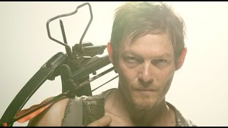 Norman Reedus Panel Interview Speaking at Chicago Wizard World Comic Con 2013