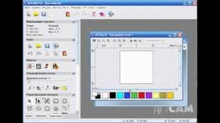 Уроки Artcam - Скругление углов прямоугольника