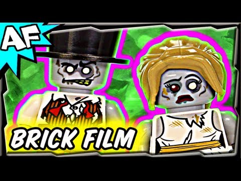 ZOMBIES GRAVEYARD - Lego Monster Fighters Brick Film