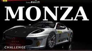 Ferrari Challenge (PS3) Monza Track