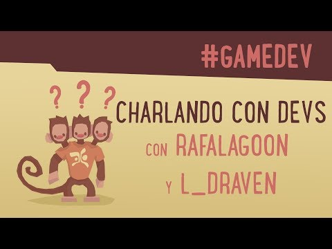 Charlando con Devs #11 con Alejandro Arque @DarkVegetaMad