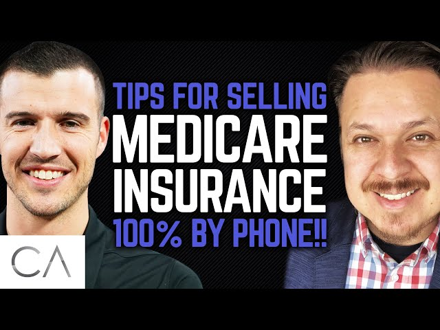 Tips For Selling Medicare Insurance 100% By Phone!!