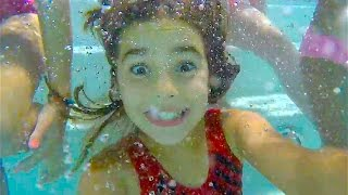 BREATHE UNDERWATER LIKE A MERMAID!