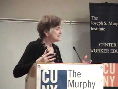 Who Gets to Vote? CUNY Joseph S. Murphy Institute Panel