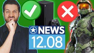 Xbox Series X Release bestätigt ohne Halo Infinite - News