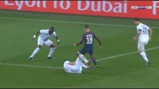 Giovani Lo Celso vs Caen (Home) 2017-18
