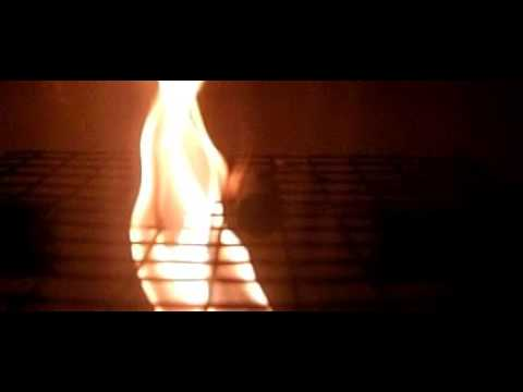 High speed Lithium Ion Battery Fire