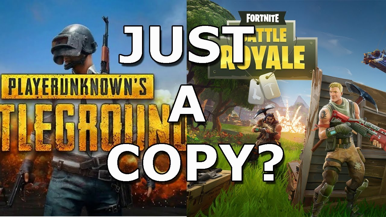 Pubg V Fortnite: PUBG Threatens Fortnite For Copying!