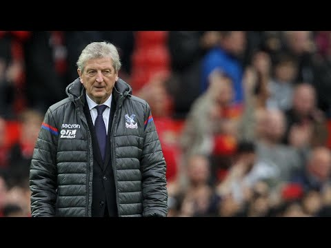 Palace like a boxer fighting in the wrong weight class, says Roy Hodgson