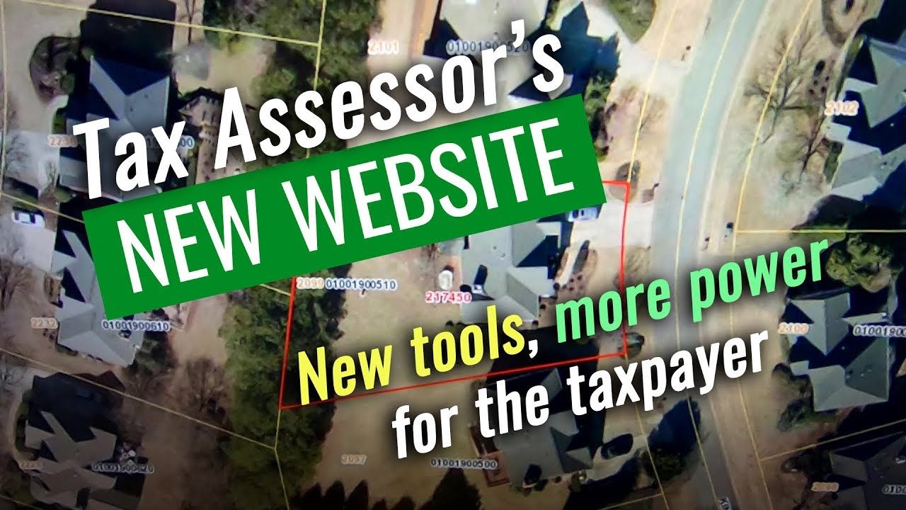Cobb's Tax Assessor reveals new website with new features - June 6, 2019